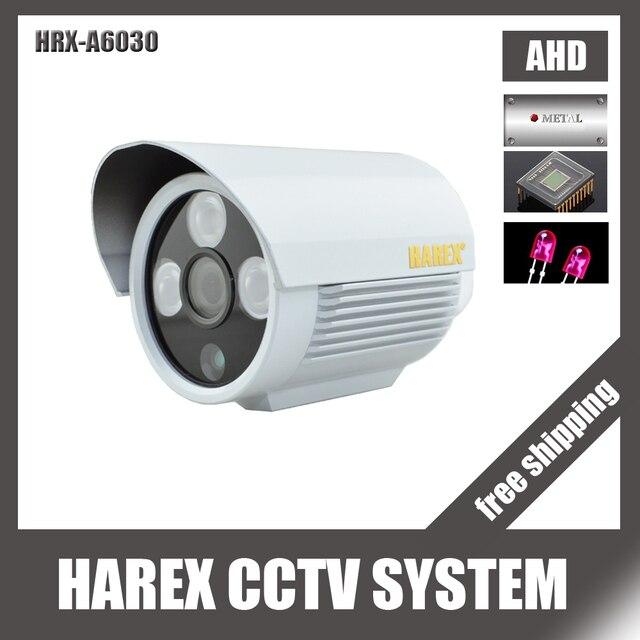 AHD 720 P/960 P 1mp/1.3mp CMOS матрица светодиодов CCTV Камера с ИК-фильтр уличная водонепроницаемая безопасности Камера, бесплатная доставка