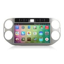 10.1″ Android 5.1 Quad Core 1024X600 Car Stereo Audio Autoradio Head Unit Headunit for VW Volkswagen Tiguan 2013 2014 2015 WIFI