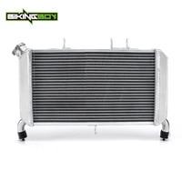 BIKINGBOY Aluminium Alloy Core Motorcycle Engine Radiator Water Cooling Cooler For YAMAHA MT 09 FZ09 MT09