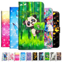Phone Flip Wallet Etui Coque Cover Case for LG Q6 Q7 Q8 Q Stylo 4 X Power 2 3 G7 V40 ThinQ With Soft TPU Glossy 3D Painted PU(China)