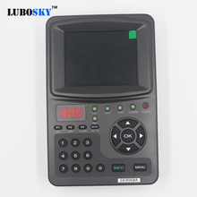 LUBOSKY 3.5 inch satellite finder dvb-s sk9068a sat Satellite satl FTA Digital Sat Finder