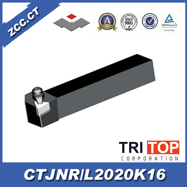 ZCC.CT CTJNR/L2020K16 C type clamping tool holders External Turning Lathe Bar Tool Holder For Lathe Machine zcc ct cutter bar pdnnr l2020k15 p hole clamping tool holders external turning tools cnc lathe tool holder for dn series