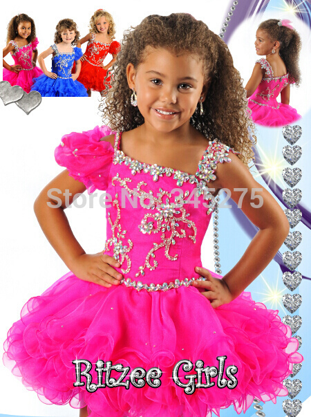 Compare Prices on Short Glitz Pageant Dresses- Online Shopping/Buy ...