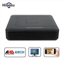 5 в 1 cctv мини DVR для TVI CVI AHD CVBS IP Камера 8 4 канала цифровой видеомагнитофон 4CH 8CH AHD DVR NVR система P2P безопасности