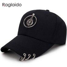 fc11f5181a9 Raglaido fashion baseball cap with ring women men couple snapback spring  summer sun hat outdoor travel beach golf hats LQJ01405
