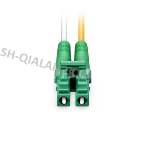 Image 5 - LC APC to LC APC Fiber Optic Patch Cord  Duplex 2.0mm PVC Optical Jumper Single Mode FTTH Fiber Patch Cable LC Connector