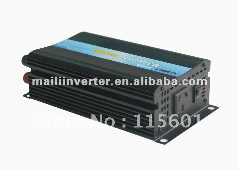 <font><b>36V</b></font> dc to 100V 110V 120V 220V 230V 240V ac Pure Sine Wave Power Inverter 500W <font><b>36V</b></font> image