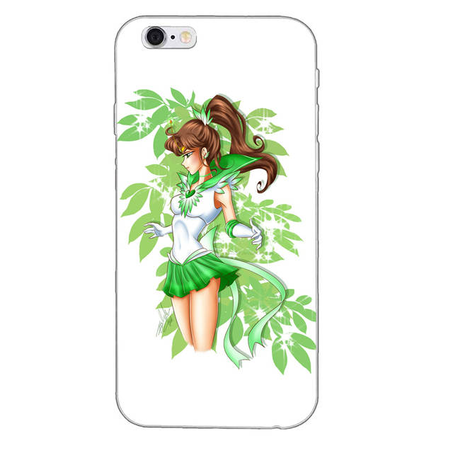 huge discount 21e3a a0a3d US $1.99  Sailor moon Sailor Jupiter slim Soft phone case For Samsung  Galaxy S3 S4 S5 S6 S7 edge S8 Plus mini Note 3 4 5 Core 2 Alpha-in  Half-wrapped ...