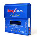 IMAX B6 AC 80 W B6AC Lipo NiMH 3 S/4S/5S RC Batería Cargador Del Balance + UE EE.UU. UA UK plug power supply alambre
