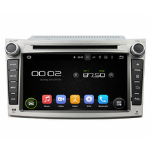 car dvd play gps navi for Subaru Legacy Outback 2009-2012 octa core android6.0 2GB RAM 32GB ROM stereo BT/radio/obd2/tpms/camera(China)