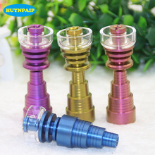 New colorful Quartz Titianium Hybird Titanium Nail Highly Educated 10m&14 mm & 18 Female and Male