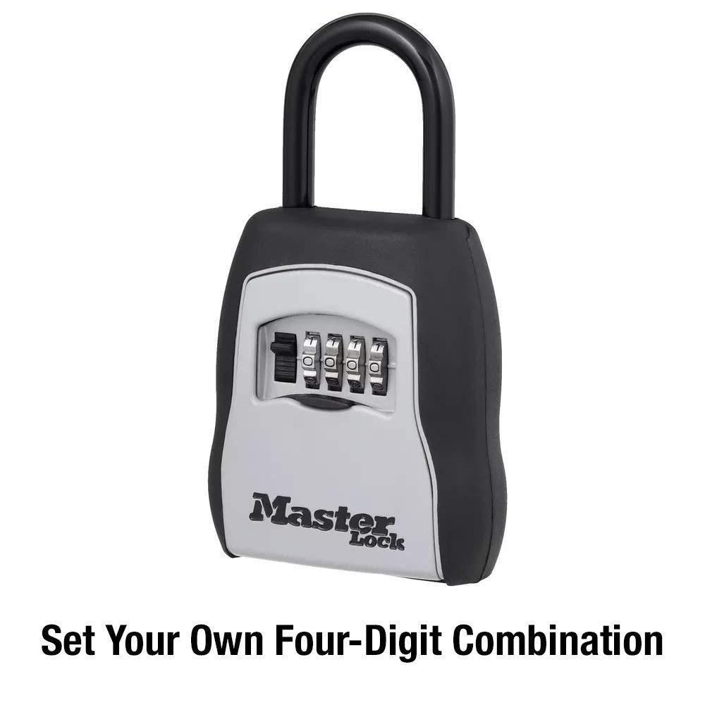 master lock 5400d definir sua propria combinacao 01