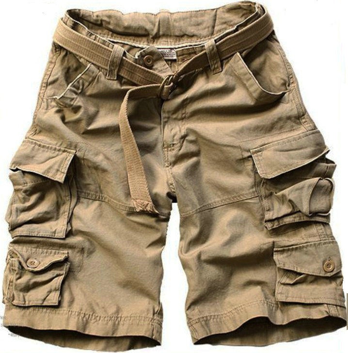 short cargo pants for men - Pi Pants