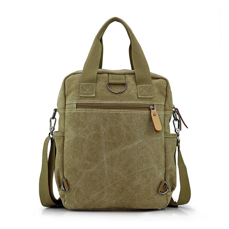 DANNYROBER 2018 Multi Function Men s Travel Bags Cool Canvas Bags Handbag  Single   Double Shoulder Messenger Bag bolsa feminina on Aliexpress.com    Alibaba ... d2f888cfb8