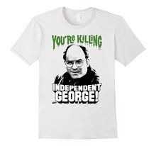 31fca085 2018 Hot Summer Funny Cool Fashion Printed Hipster Tops Men'S T Shirt  Seinfeld Killing Independent George