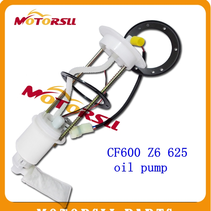 Original Fuel pump of CFMOTO CF600-3 CF600-6 CF625-3 cf625-6  CF Z6 parts number is 9060-150900 CFMOTO ATV UTV parts oil pump radiator cooling system for cfmoto cf250 t5 v5 parts number is 8050 180400