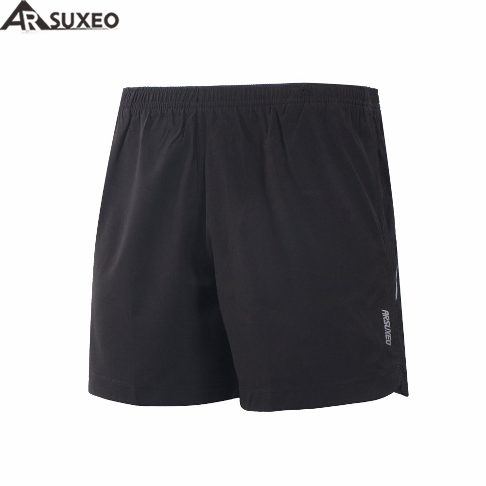 ARSUXEO Mens Outdoor Sports Active Running Shorts Training Jogging Active Shorts Dry Fit Man Running shorts Men ...