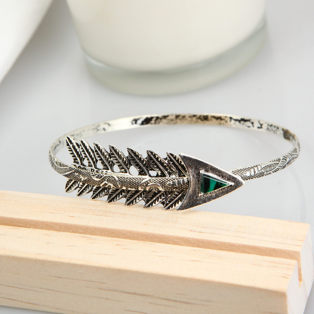 Jewelry Bohemia Arrow Bangle