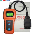 U280 code scanner for audio, VW  for reading and erasing trouble code in vehicles