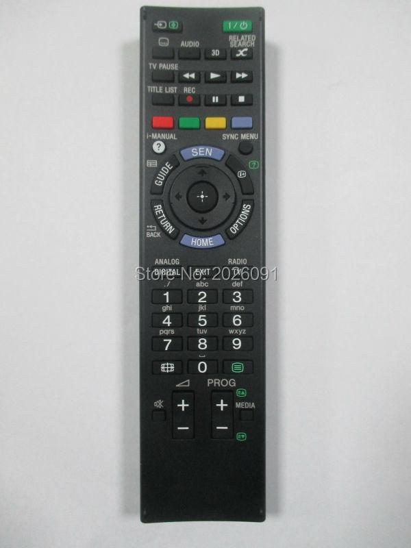 Remote Control for SONY TV KDL-65S995A KDL-65W855A KDL-55W90