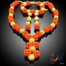 Canada fashion beads Jewelry  New Fashion Bridal zircon crystal necklace set wedding dress accessories women Jewelry Sets