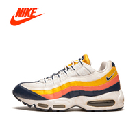 NIKE AIR MAX 95 Original New Arrival Official Men's Breathable Running Shoes Sports Sneakers Platform Classic Tennis Shoes