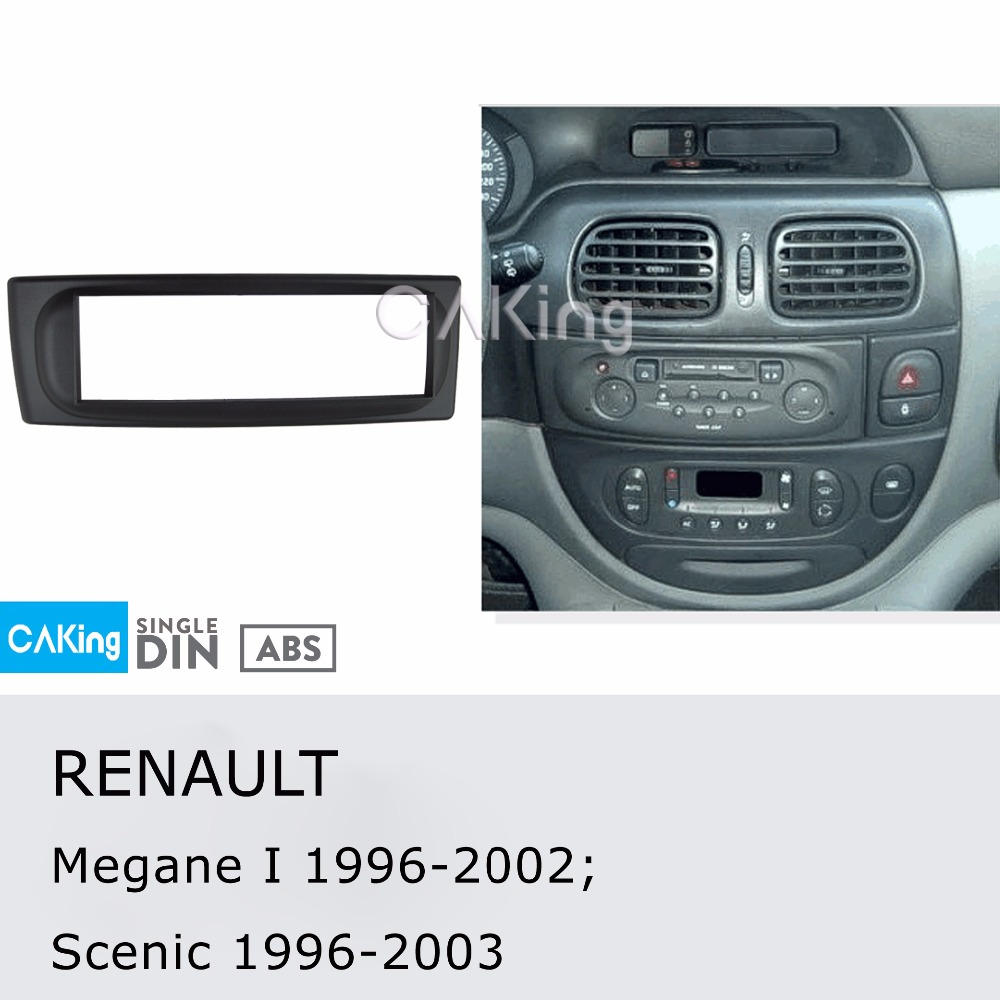 ⑤ Big promotion for renault radio fascia and get free shipping