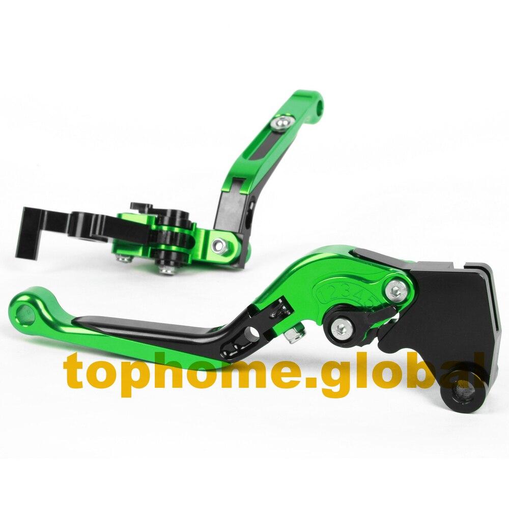 Аксессуары для мотоциклов ЧПУ складной и Продление тормозные рычаги сцепления для KAWASAKI GTR1000 1992-2006 1993 1994 1995 1996 1997 1998