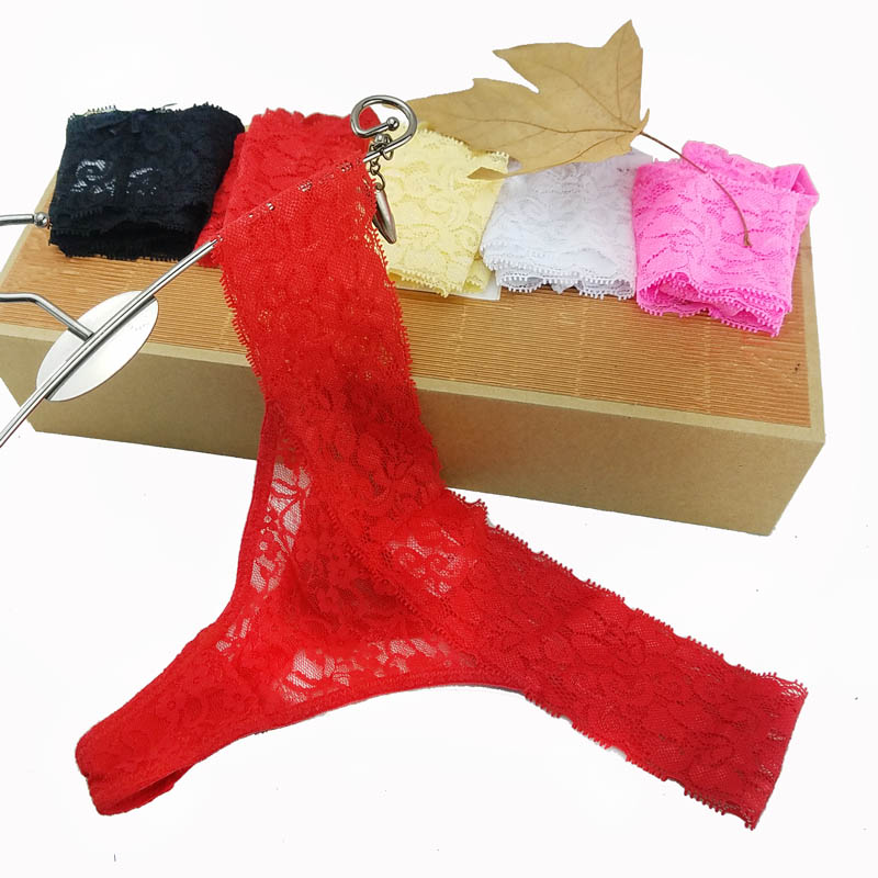 Women G String Interest Sexy Underwear Ladies Panties -5996