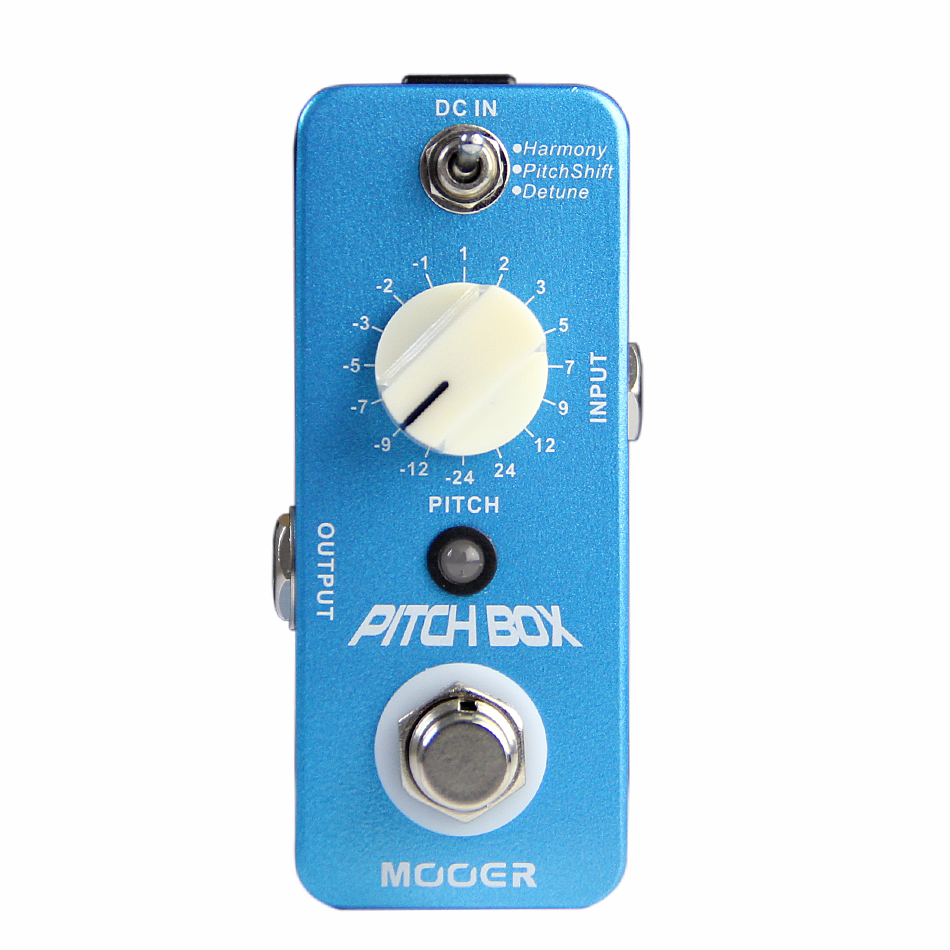 Best Pitch Shifting Pedals : buy new effect guitar pedal mooer compact pedals pitch box pitch pedal harmony ~ Hamham.info Haus und Dekorationen