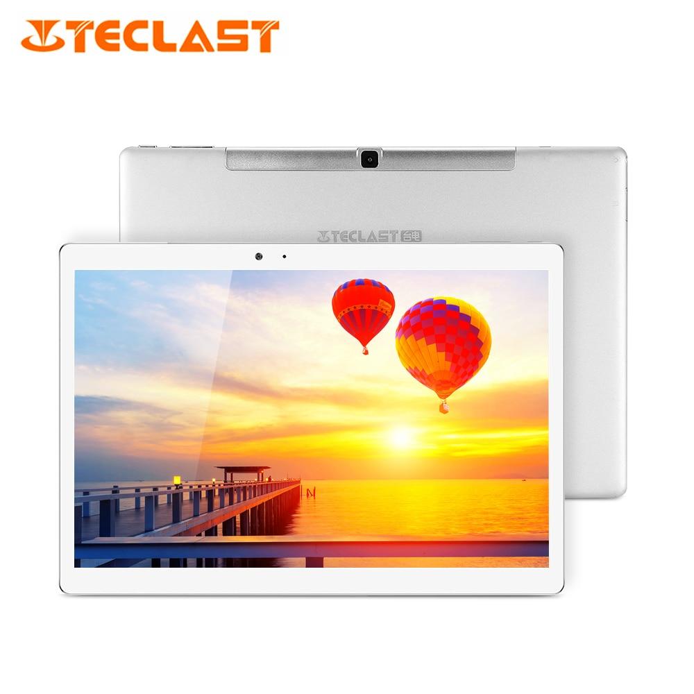"Teclast Master T10 Android 7.0 10.1"" Tablet PC MT8176 Hexa Core 4GB RAM 64GB ROM 8.0MP+13.0 MP HDMI 2560*1600 Fingerprint IPS"