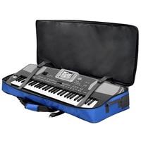 Lớn túi bàn phím piano điện tử bìa trường hợp 61 key phổ Cụ dày chống thấm nước cho điện t