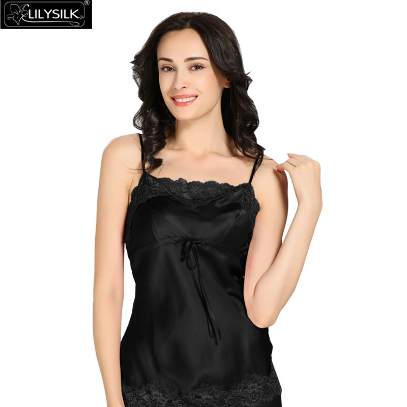 1000-black-22-momme-lace-trim-silk-camisole-01