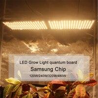 240W led grow light quantum board Samsung LM301B 3500k LED Full spectrum samsung 3000K 660nm,Veg/Bloom Dimmable Meanwell driver