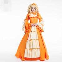 Love Live kotori Косплэй костюм романтический пробудить свадебное платье для рождественской вечеринки этап платье wholedress + цветок + корона