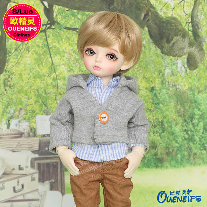 7d0783c371d Detail Feedback Questions about BJD SD Doll Clothes 1 6 leisure suit doll  baby clothes