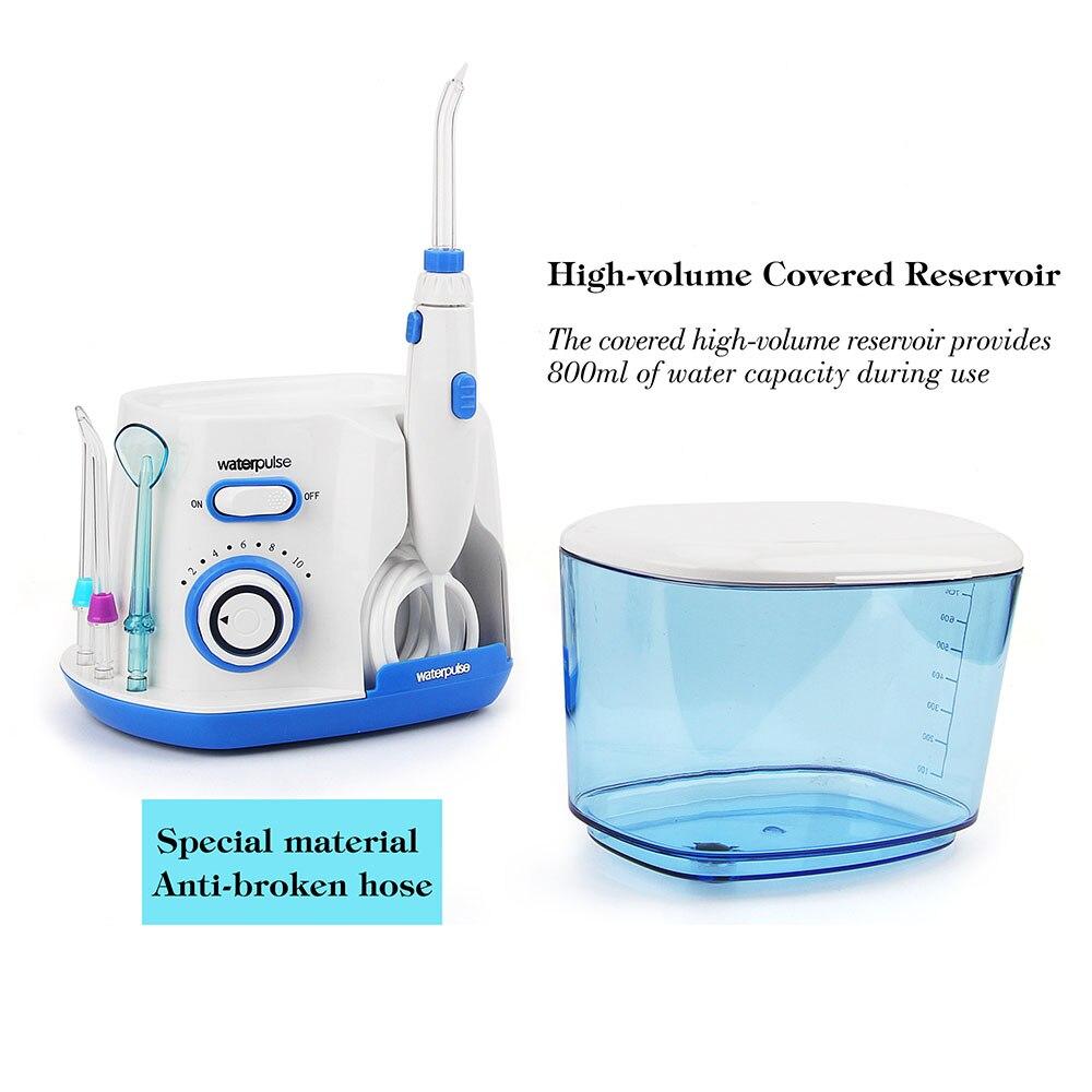 Dental Flosser Bequem Dental Floss Wasser Oral Irrigator Dental Spa Wasser Reiniger Zahn Flosser Reinigung Oral Gum Dental Care Jet 100% Original