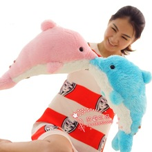 small cute plush dolphin toy stuffed dolphin doll gift about 60cm 298