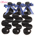Brazilian Virgin Hair Body Wave 3 Bundles 10A Mink Brazilian Body Wave Brazilian Hair Weave Bundles Human Hair Top Hair Bundles