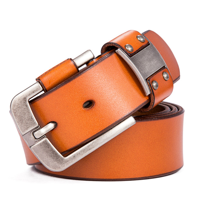 2016 Luxury Strap Male Genuine Leather Belts for Men Fashion Brand Man Wide Tactical Belt LW052