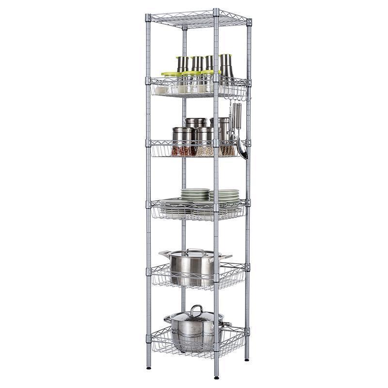 Промышленный Декор Perchero Repisa де сравнению Decorativos Etagere стойки Rangement кухни Кухня хранения Ванная комната организатор