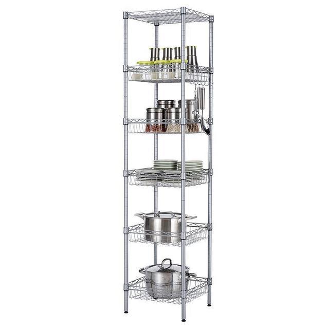 Industrial Decor Perchero Repisa De Pared Decorativos Etagere Rack Rangement Cuisine Kitchen Storage Bathroom Organizer