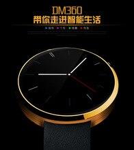 New smartwatch DM360 smart uhr pulsuhr ips-bildschirm mit herzfrequenz fitness tracker Ios und Android alle kompatibel