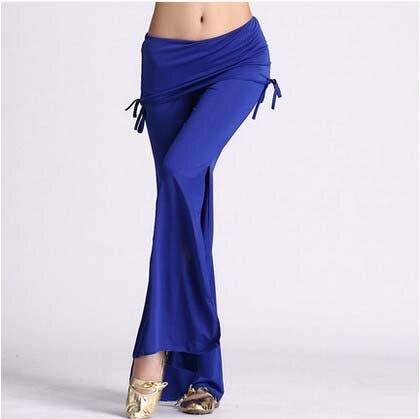 New Belly Dance Costumes Senior Milk Silk Waist Belly Dance  Pants For Women Belly Dance  Trousers