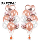 Rose Gold Balloons W...