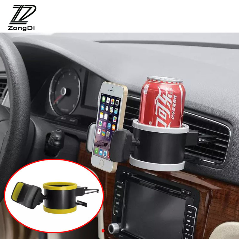 For Fiat Car Van SUV Storage Drinking Bottle Can Cup Mug Mount Holder NEW