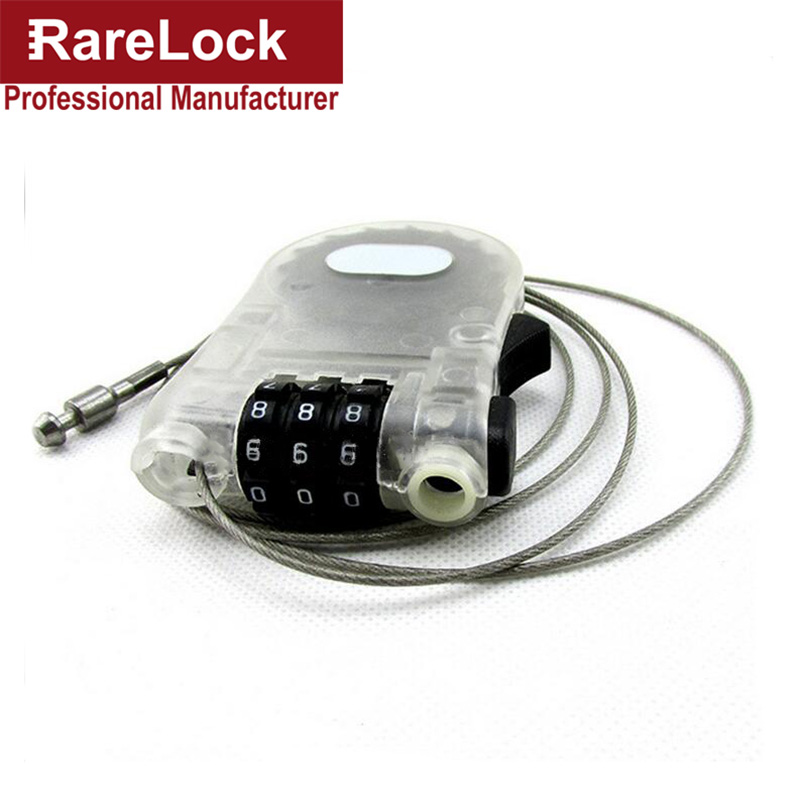 Rarelock Combination Zipper Luggage Suitcase Box Travel Bag Locks 3 Digit Code Lock With Wirerope a 3km long range outdoor cpe wifi router 2 4ghz 300mbps wireless ap wifi repeater access point wifi extender bridge client router