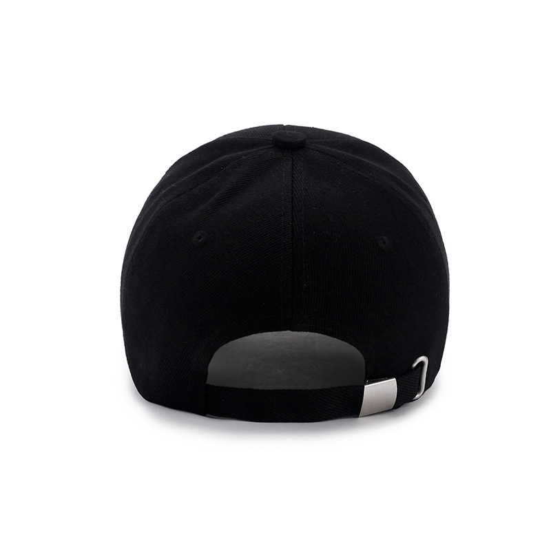 Spring and summer casual wild letter embroidery baseball cap