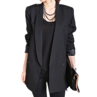 Compare Prices on Black Fitted Blazer- Online Shopping/Buy Low