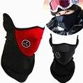 Sport cap windproof half face mask cycling mask dustproof face mask bike cap motorcycle running ski mask warm hat Outdoor beanie
